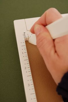 WOW #63: Martha Stewart Score-Board tutorial No.
