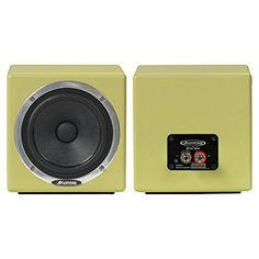 Avantone Audio MixCubes Full Range Mini Reference Monitors - Pair