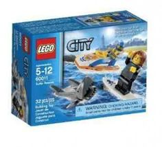 Lego City Surfer Set  makes a great Cheap Christmas Gift! #gifts #christmas