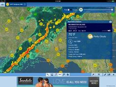 best storm tracking app iphone