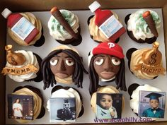 Lil Wayne Cupcakes Are a Rich Rapper Treat - Foodista.com (is this real life?)