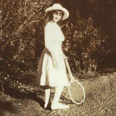 Anastasia Nikolaevna, 1912 by lovelyotma from Instagram