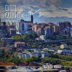 Lo sapevi che molte città della provincia di Chieti sono #GreenTimeTown? Scopri subito lo store #GreenTime più vicino a te.  GreenTime, orologi in 100% legno naturale e fatti a mano.