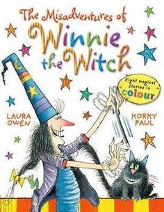 The Misadventures of Winnie the Witch (Paperback): 9780192734617