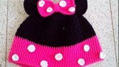 bonnet minnie - YouTube