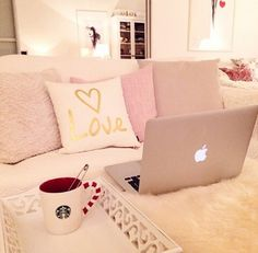 Cute Girl Bedroom Ideas - Your daughter will love a room filled with color, patterns, and cute accessories! Click through to find oh-so-pretty bedroom decorating ideas for girls of all ages. Dream Rooms, Dream Bedroom, Girls Bedroom, Bedroom Decor, Bedrooms, Master Bedroom, Bedroom Bed, Bedroom Ideas, Deco Design
