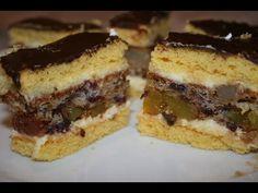 Prăjitură Maramureșanca - YouTube Romanian Desserts, Romanian Food, Romanian Recipes, Sweet Treats, Cheesecake, Cooking Recipes, Cabana, Delicious Recipes, Chicken