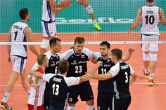 """fisicol92: """" FIVB World League: Poland came back from a one-set deficit to defeat Italy 3-1 (21-25, 25-17, 25-18, 25-23). Dawid Konarski led the winning team scroring 17 points, 12 from spikes and 5..."""