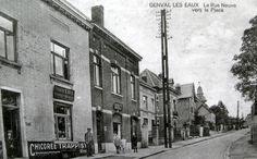Chicorée Trappiste (La Rue Neuve a Genval en 1925 -Belgique)