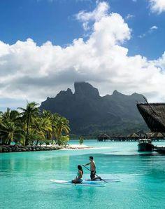 Bora Bora - Four Seasons Resort