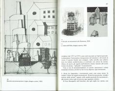 Aldo Rossi, Beach huts, 1970 (Vittorio Savi, L'architettura di Aldo Rossi, Milano, Franco Angeli, 1976, p. 49)