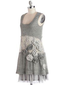 Ryu Clothing Swap Soirée Dress | Mod Retro Vintage Dresses. Without the roses