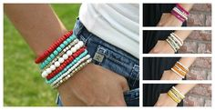 Boho Stack Bracelets | Flat Rate Shipping