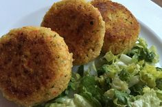 Rainbow Vegetable Saffron Millet Croquettes [Vegan] - One Green Planet Millet Recipes, Vegan Recipes, Cooking Recipes, Superfood Recipes, Detox Recipes, Vegan Meals, Diabetic Recipes, Free Recipes, Vegan Gluten Free