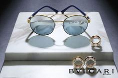 b.zero1 aviator sunglasses