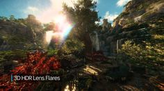 Take a closer look at some of the features CRYENGINE places at users' fingertips, and shows again how the engine's accessibility is leveling the playing fiel...