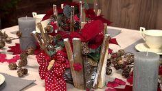 Present your poinsettias - Promote your sales with poinsettia arrangements