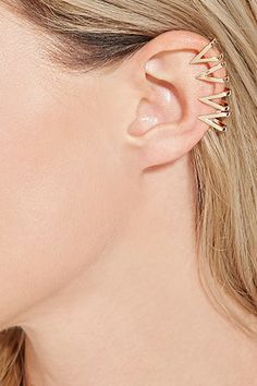 Scalloped Cutout Ear Cuff | Forever 21 - 1000169509