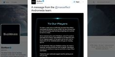 Mass Effect: Andromeda, BioWare ammette i problemi e promette soluzioni  #follower #daynews - https://www.keyforweb.it/mass-effect-andromeda-bioware-ammette-i-problemi-e-promette-soluzioni/