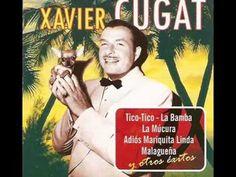 XAVIER CUGAT. CEREZO ROSA. - YouTube
