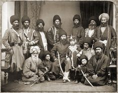 One of the earliest Pashtun photographs - Afghan Emir Sher Ali Khan, of the Barakzai Dynasty, and his son, Prince Abdullah Jan. Maharaja Ranjit Singh, Jewish History, Ancient History, Central Asia, Online Gallery, Bhutan, Afghanistan, Historical Photos, Brunei