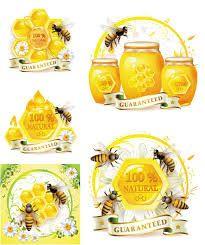 honey jar labels free - Google Search