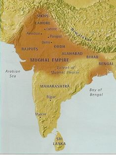 The Mughals were the successors of the Timurids and their armies reflected their Mongol inheritance.  The Mughals were the most successful Muslim conquerors of India reaching its apex under Aurangzeb Almagir (1658-1707), The last Mughal emperor was deposed by the British for his complicity in the Indian Sepoy Mutiny of 1857. Siraj ud-Daulah was the last independent Nawab of Bengal, Bihar, and Orissa.