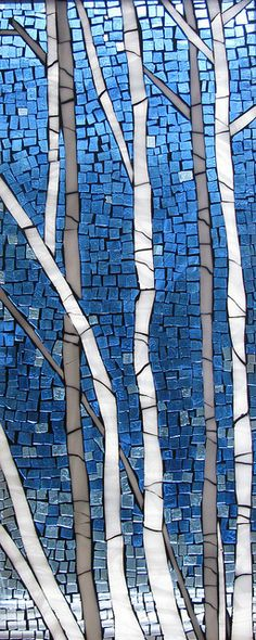 Birch Tree's by Kathleen Coyle (Emerald Dragon), via Flickr