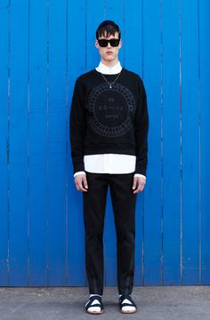 COMMON by COMMON AFFAIRS Spring/Summer 2014 #Waldraud Summer 2014, Spring Summer, Street Wear, Normcore, Menswear, Fashion, Moda, Fashion Styles, Men Wear