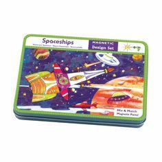 MUDPUPPY Magnetyczne konstrukcje - Kosmos