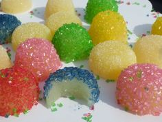 Gominolas Ana Sevilla con Thermomix Amazing Cakes, Cake Pops, Good Food, Food And Drink, Sweets, Candy, Snacks, Desserts, Recipes