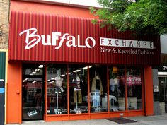 Buffalo Exchange New York Vintage Second Hand the queens store