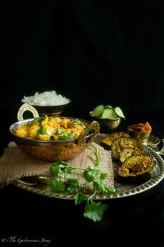 BottleGourd With Split Green Gram Dal (Lau Diye Bhaja Moong Dal) | The Gastronomic BONG
