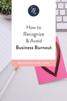 Burnout is a big problem in the online business world. Most of us have been through it or are currently going through it but we don't see the signs of burnout until were in it. So for today's podcast I'm going to be explaining the 6 signs of burnout Creative Business, Business Tips, Online Business, Business Education, Business Branding, Business Marketing, Growing Your Business, Starting A Business, Medical Websites