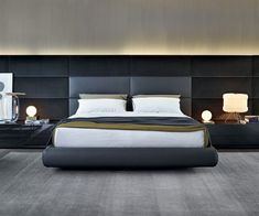 100 Must See Master Bedroom Ideas For Your Home Décor   100 Must-See Master Bedroom Ideas for your home décor is an exquisite collection of the most luxurious and exclusive bedroom designs. Fall in love with these inspiring modern nightstands and create a luxury master bedroom that is not only comfortable but it also the extension of your personality and style. ideas   www.bocadolobo.com #bocadolobo #luxuryfurniture #exclusivedesign #interiodesign #designideas #interiordesigners bedroom…