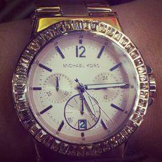 New Micheal Kors watch