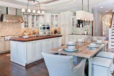 AJK Holdings, Open Plan Kitchen Inspiration