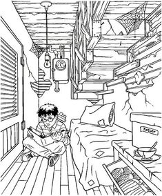 Harry Potter Hermione, Chateau Harry Potter, Harry Potter Coins, Harry Potter Art, Cute Coloring Pages, Coloring Books, Coloring Sheets, Harry Potter Coloring Pages, Ouvrages D'art