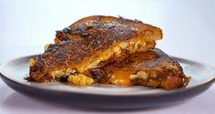 Daphne Oz's Roasted Cauliflower  Grilled Cheese