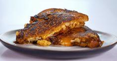 Daphne Oz's Roasted Cauliflower  Grilled Cheese