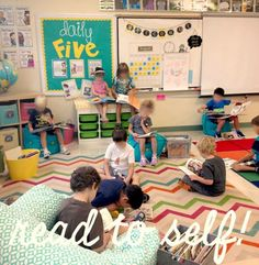Cozy Up Your Reading Space (Classroom Rug GIVEAWAY!)