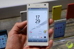 Prise en main du Sony Xperia Z5 Compact : le petit smartphone haut de gamme - http://www.frandroid.com/marques/sony/307198_prise-main-sony-xperia-z5-compact-petit-smartphone-haut-de-gamme  #Prisesenmain, #Smartphones, #Sony