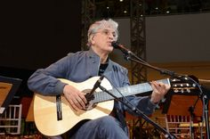 Caetano Veloso is the 2012 Latin Grammy Personality of the Year