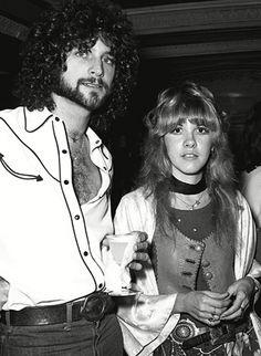 Stevie Nicks, Lindsey Buckingham  www.crispyzebra.com