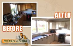 Kitchen Respray is the Dublin, Ireland's leading kitchen, furniture respraying, restoration and refurbishment company. Spray Paint Furniture, Painted Furniture, Kitchen Respray, Huge Kitchen, Cabinet Doors, Kitchen Furniture, Light In The Dark, Kitchen Cabinets, Painting Process