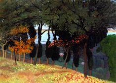 Les Pommes / Felix Vallotton - 1911