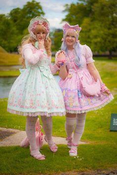 (1) Pin by Designstuck on Fairy kei/ sweet lolita   Pinterest