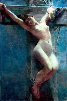 Albert von Keller (1844 – 1920, Swiss-born German)In Moonlight