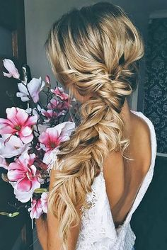 Braided Wedding Hair Ideas You Will Love ❤️ See more: http://www.weddingforward.com/braided-wedding-hair/ #weddings