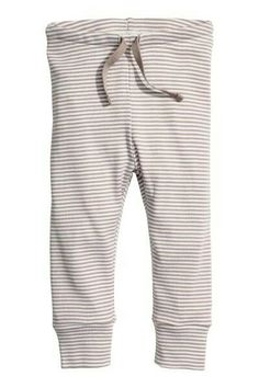 H & M Jersey Trousers